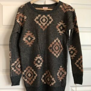NWT Oversized Sweater